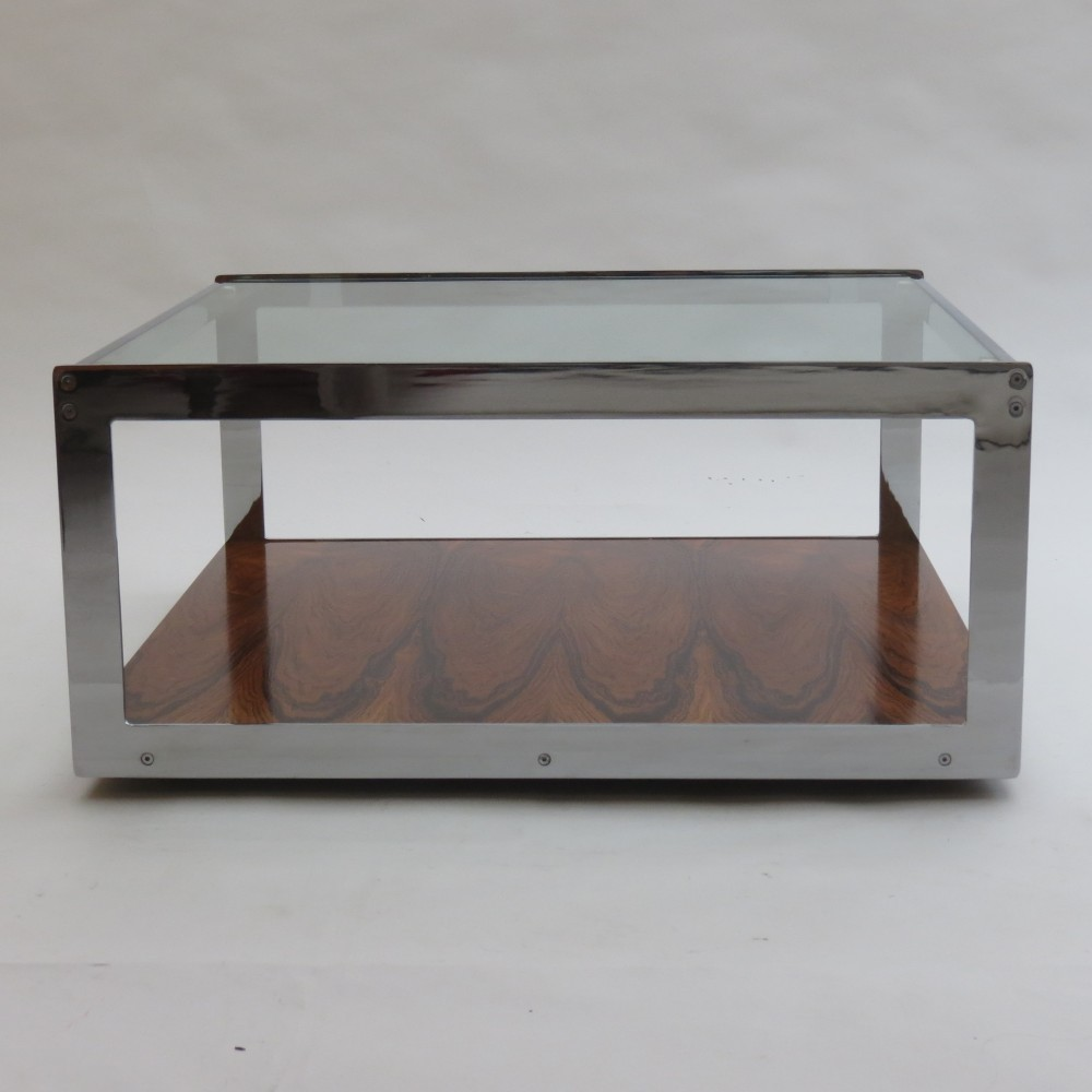 Coffee Table By Unknown Designer For Unknown Manufacturer 54769