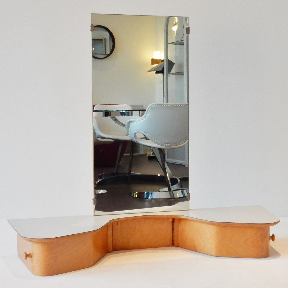 EB05 Dressing Table from the fifties by Cees Braakman for Pastoe