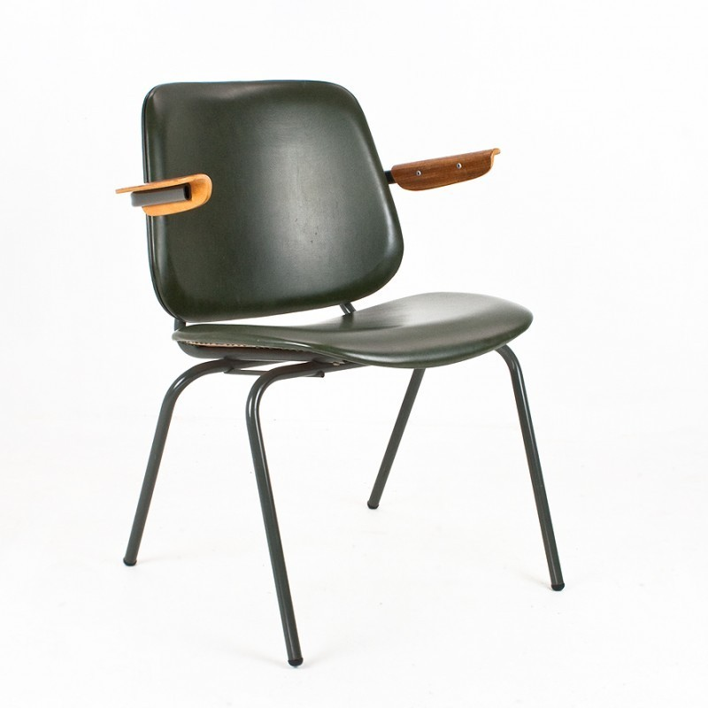 Lounge Chair from the fifties by Kho Liang Ie for CAR Catwijk