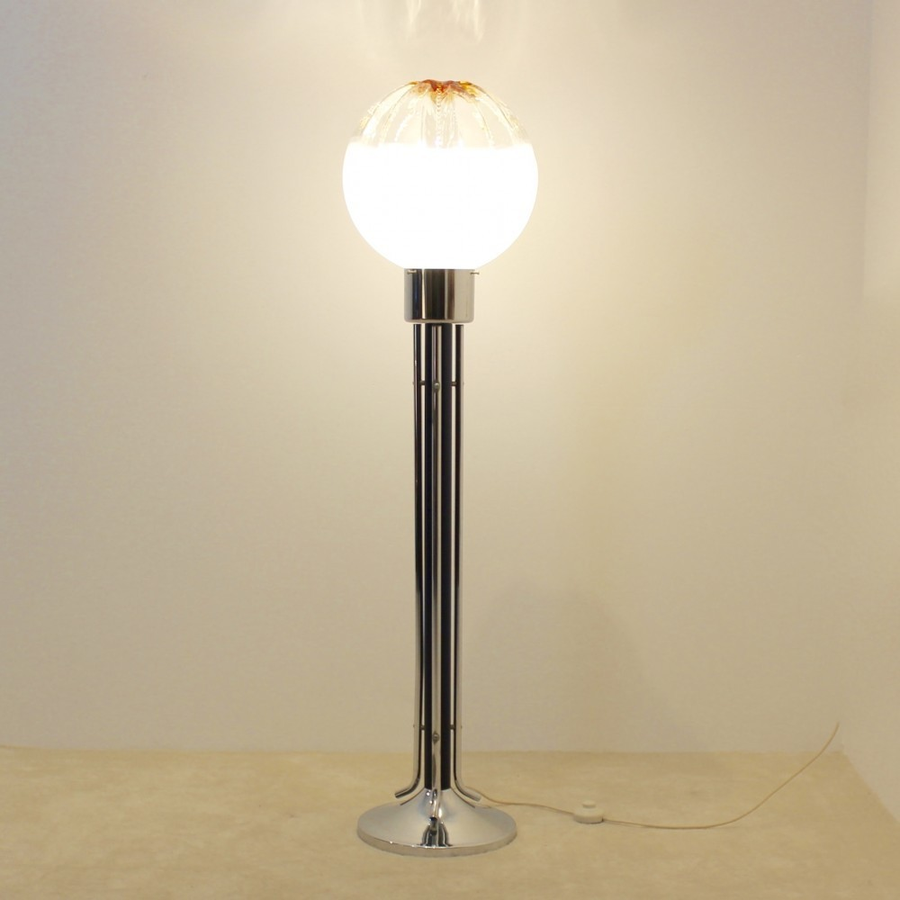 Floor Lamp from the seventies by Unknown Designer for