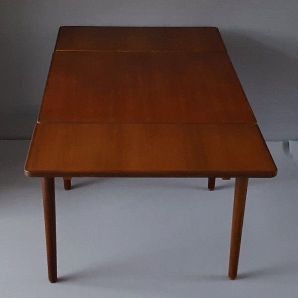 Extendable Dining Table from the sixties by Cees Braakman for Pastoe