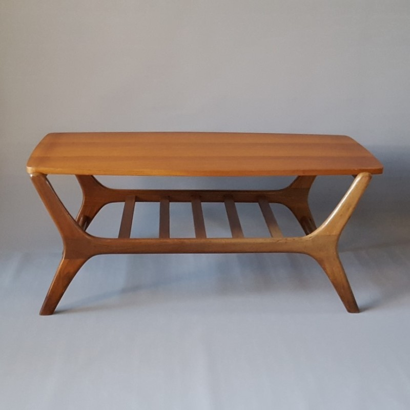 Coffee Table by Louis van Teeffelen for Wébé