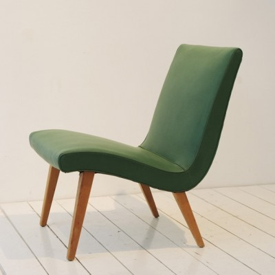 Vostra Lounge Chair By Jens Risom For Knoll