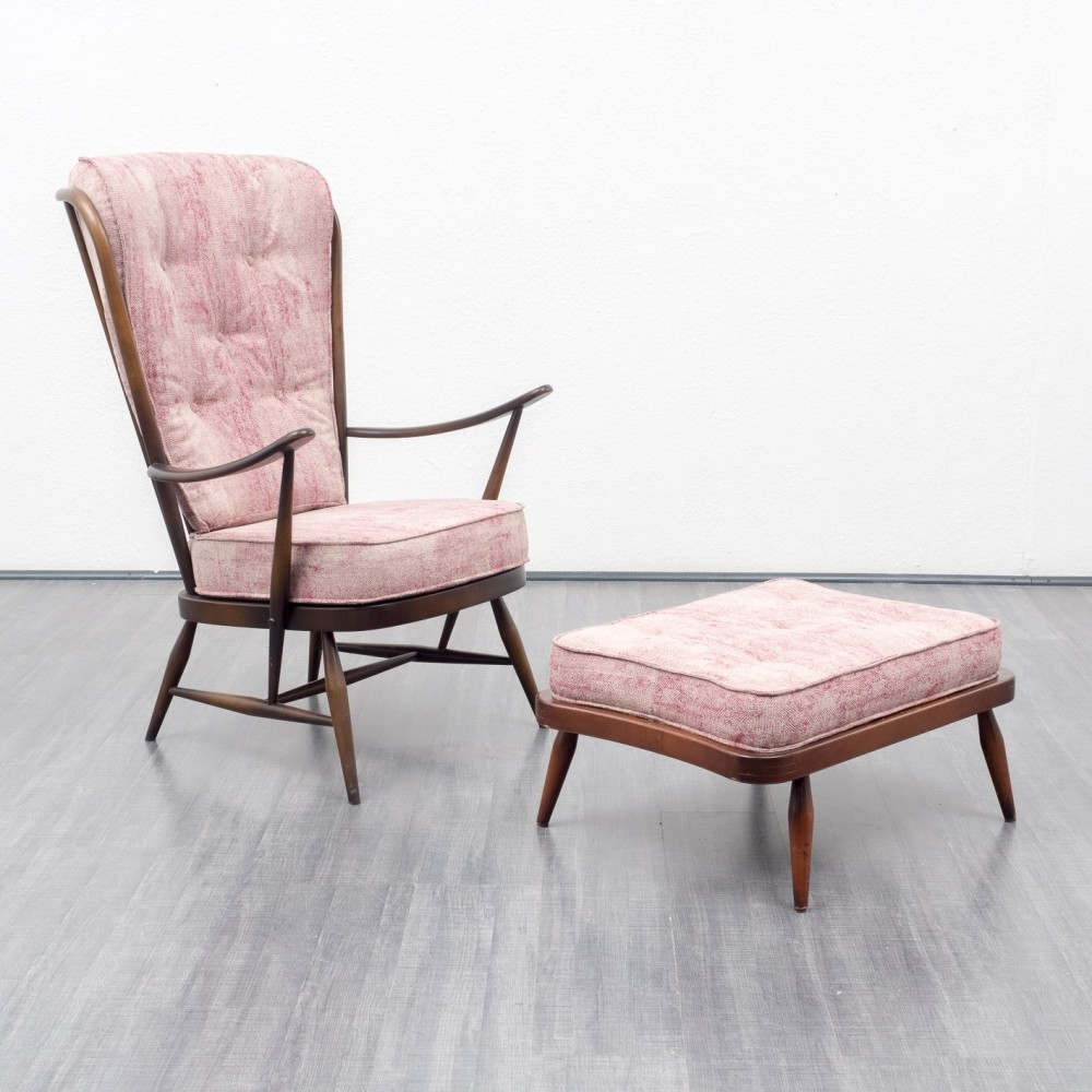 Windsor 478 Arm Chair By Lucian Randolph Ercolani For
