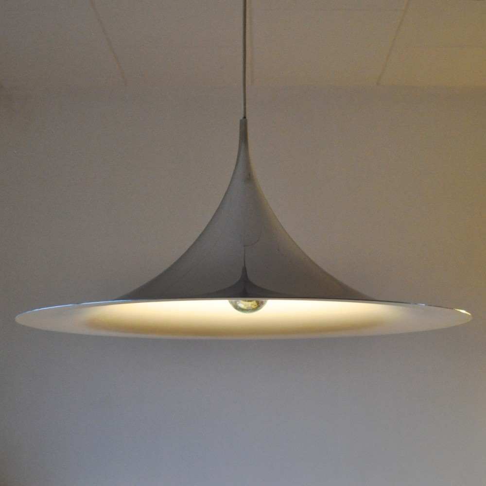 Semi 60cm Hanging Lamp from the sixties by Claus Bonderup & Torsten Thorup for Fog & Mørup