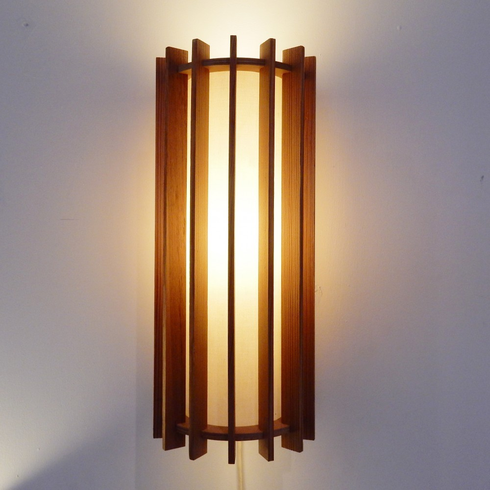 Tema I Wall Lamp from the sixties by Ib Fabiansen for Fog & Mørup