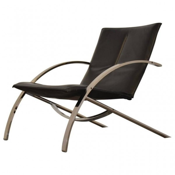 Arco Arm Chair from the seventies by Paul Tuttle for Strässle