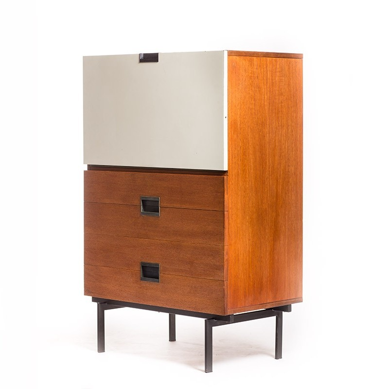 CU07 Cabinet from the fifties by Cees Braakman for Pastoe
