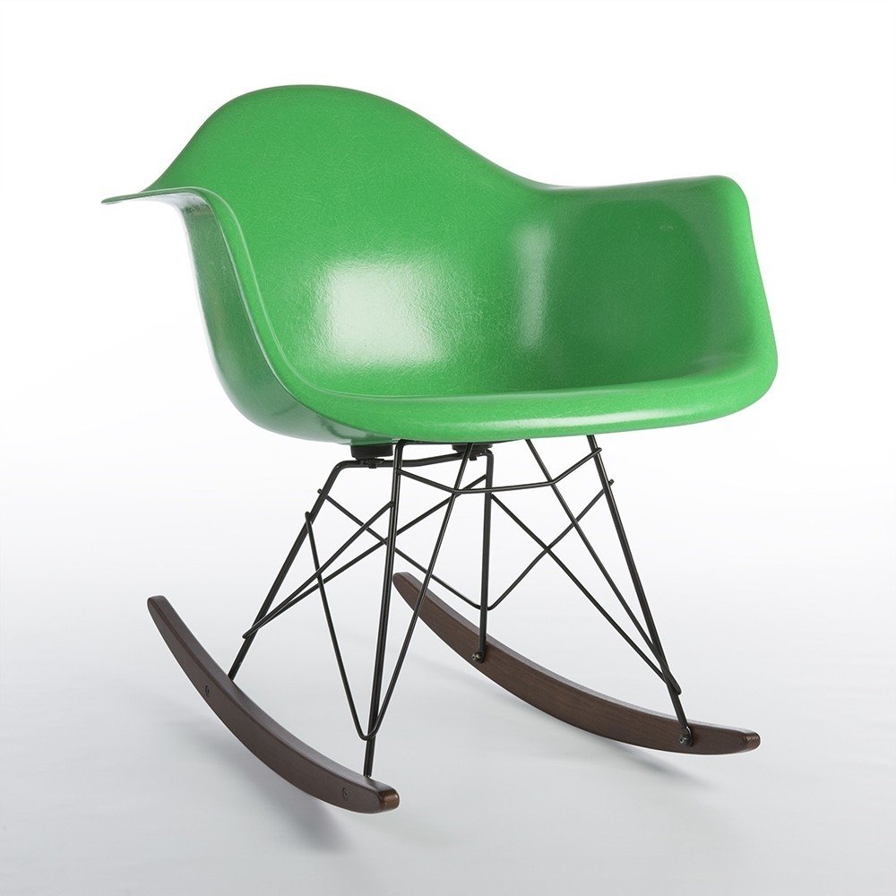 rar rocking chair by charles and ray eames for herman miller 55705