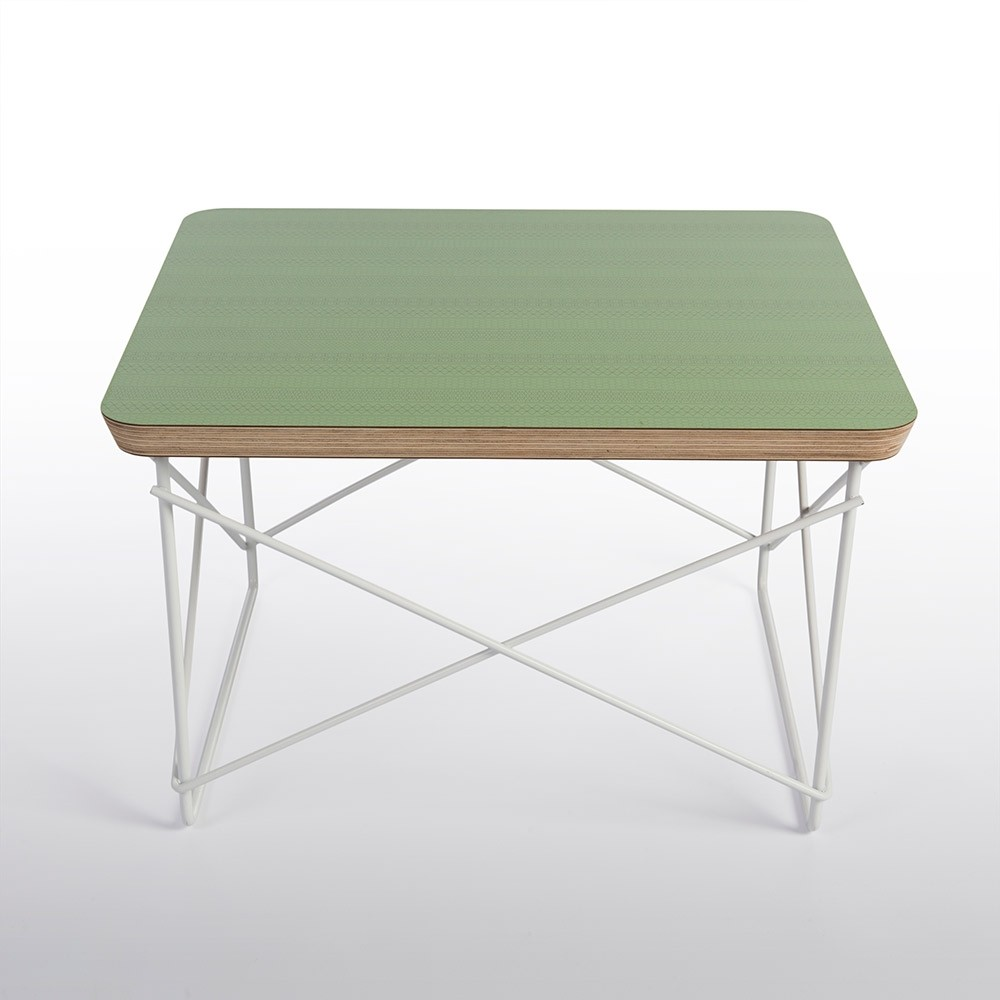 Merveilleux Special Edition Eames LTR Side Table By Charles U0026 Ray Eames For Herman  Miller, 1990s