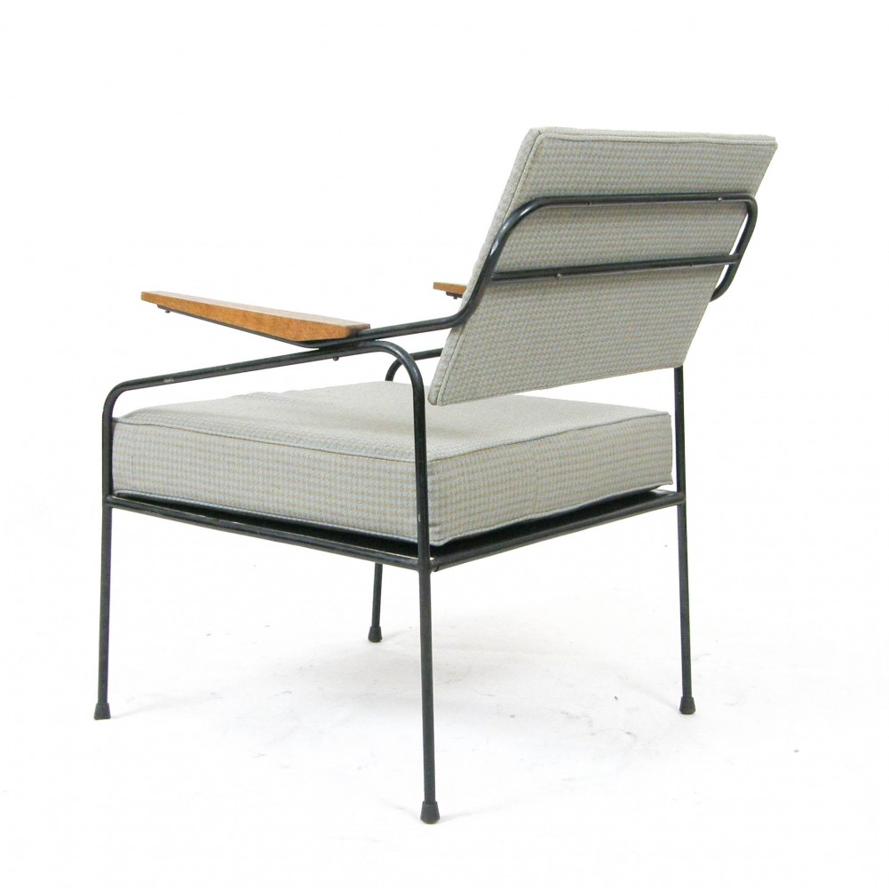 Vintage lounge chair 1950s