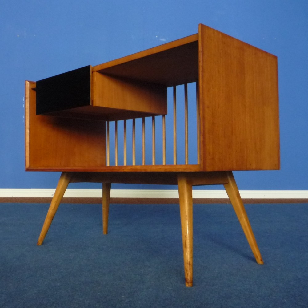 Very rare German Vintage Shelf from Wilhelm Bofinger, 1950s