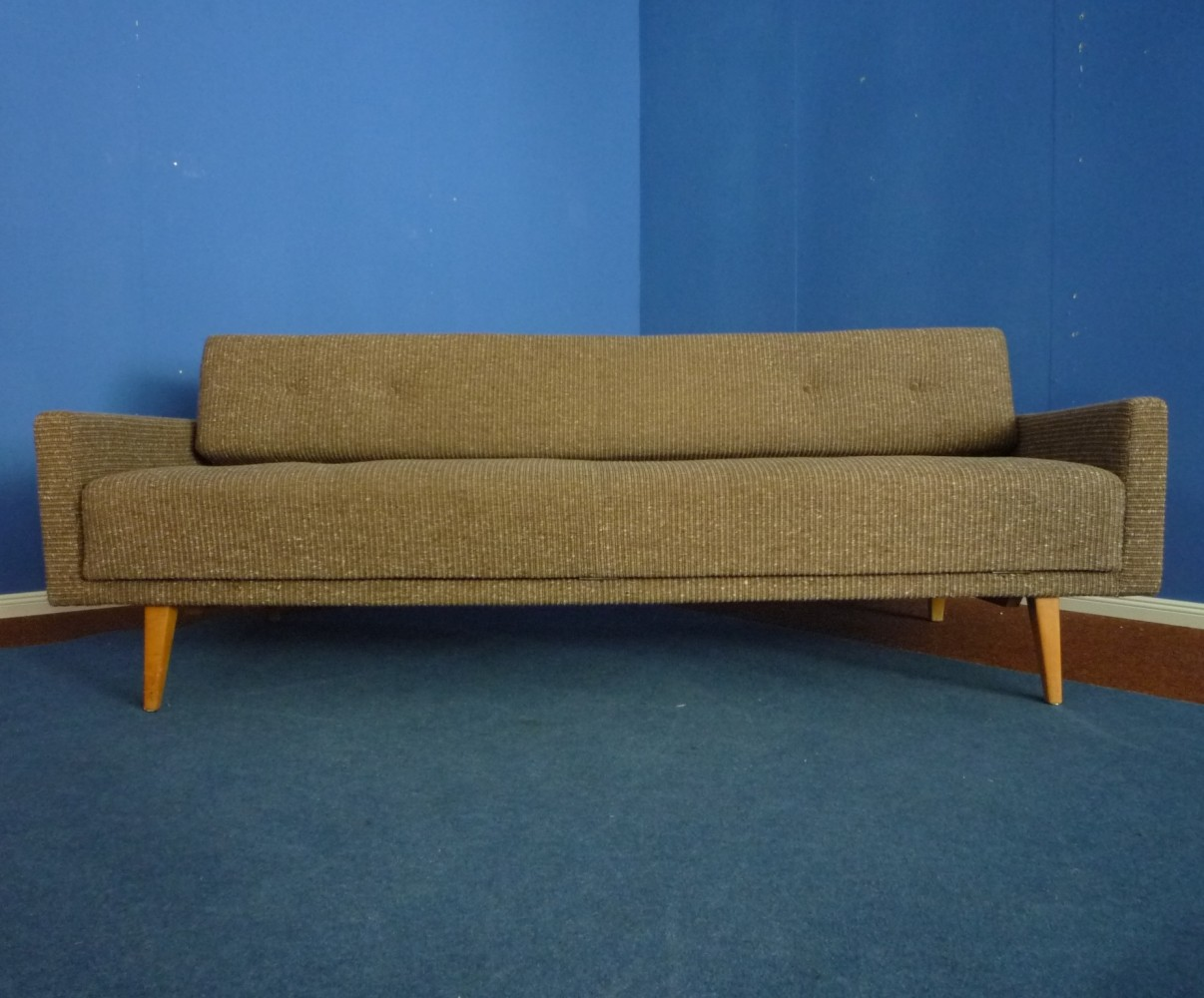 Daybed Sofa by Josef Pentenrieder for Hans Kaufeld, 1950s