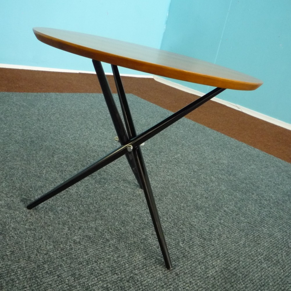Side Table by Hans Bellmann for Knoll, 1950s