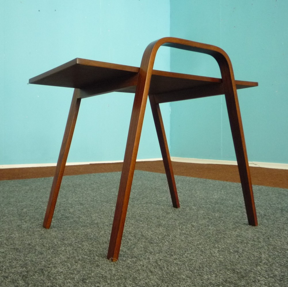 Model 312 side table by Egon Eiermann for Wilde und Spieth, 1950s