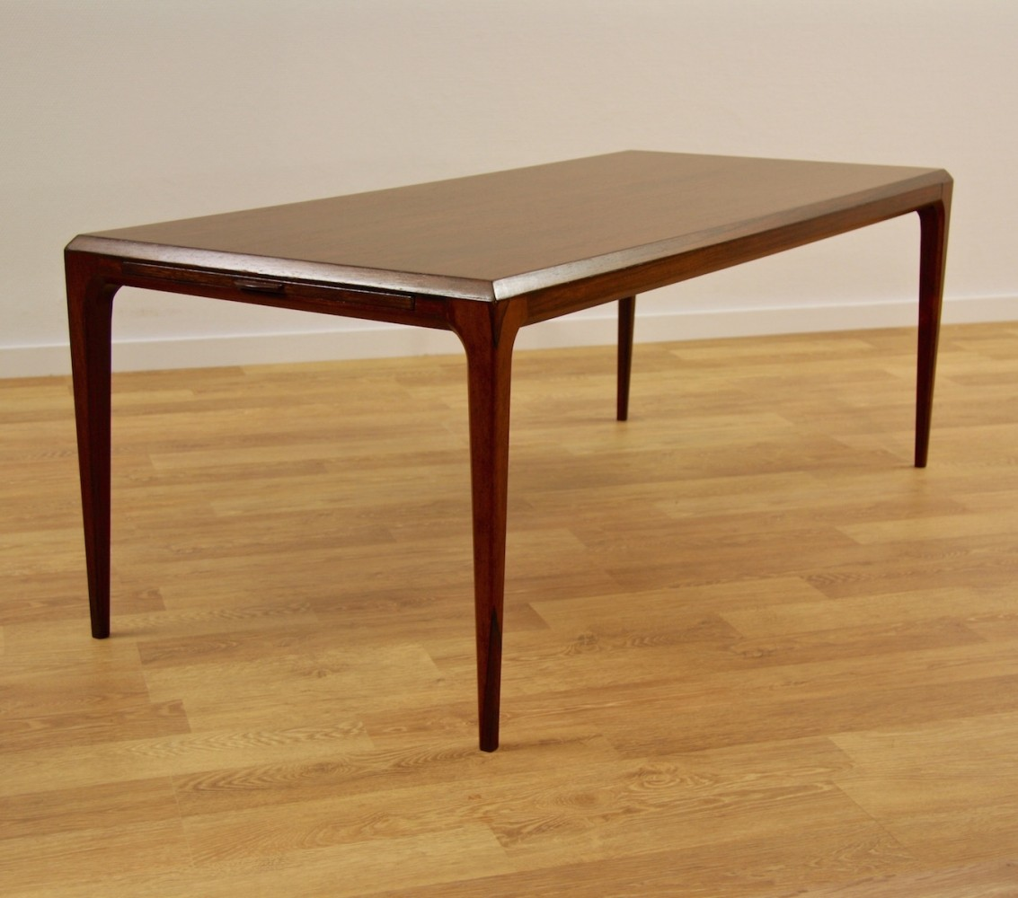 coffee table by johannes andersen for cfc silkeborg 1960s 57035