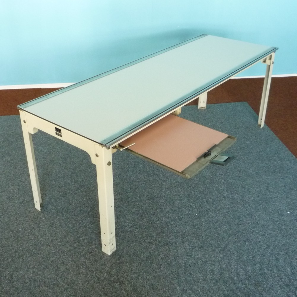 Dining Table from the fifties by Unknown Designer for Siemens