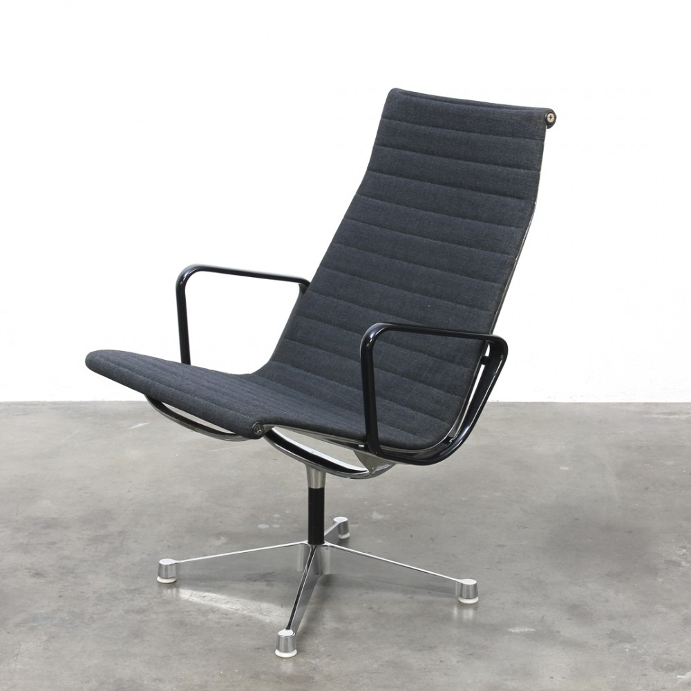 ea 115 office chair by charles ray eames for herman miller 1950s 57666. Black Bedroom Furniture Sets. Home Design Ideas