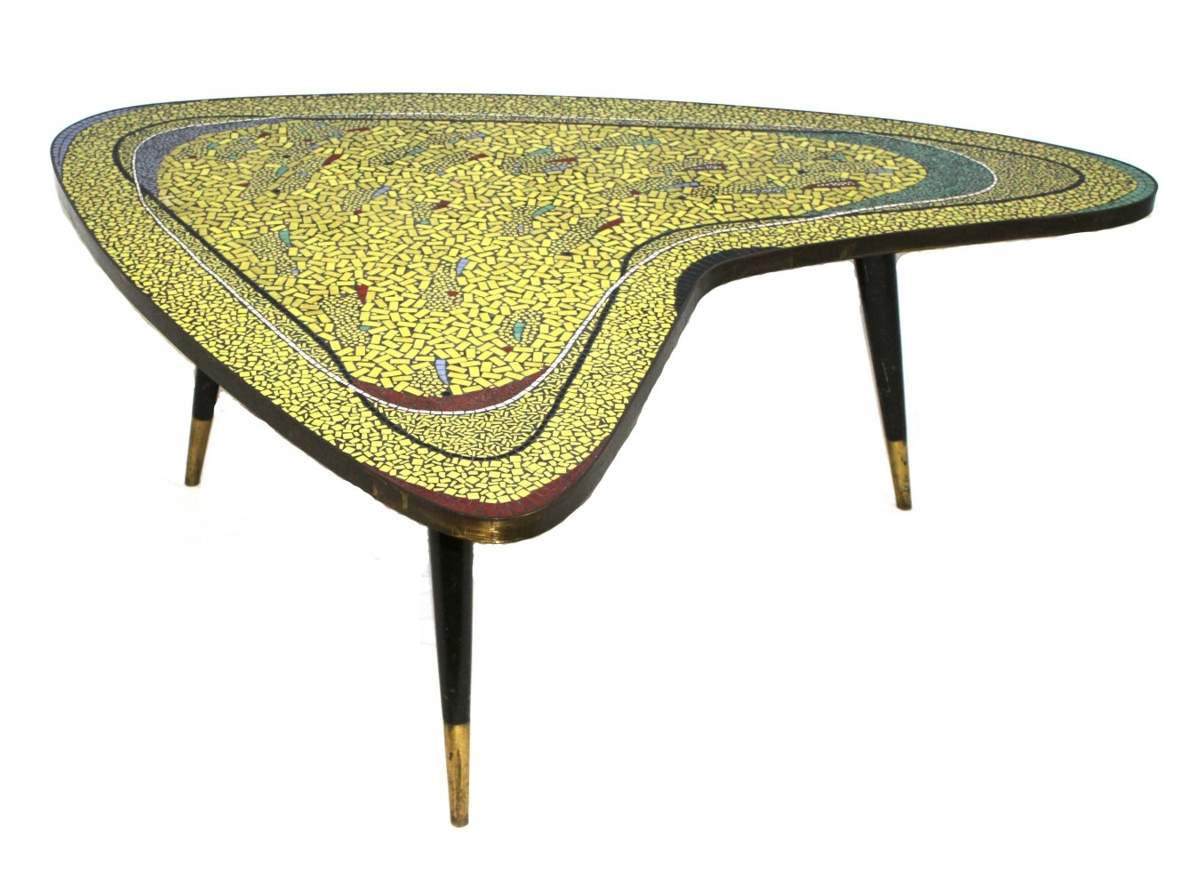 Boomerang coffee table by berthold mller oerlinghausen for boomerang coffee table by berthold mller oerlinghausen for berthold mller mosaikwerksttten 1950s geotapseo Choice Image