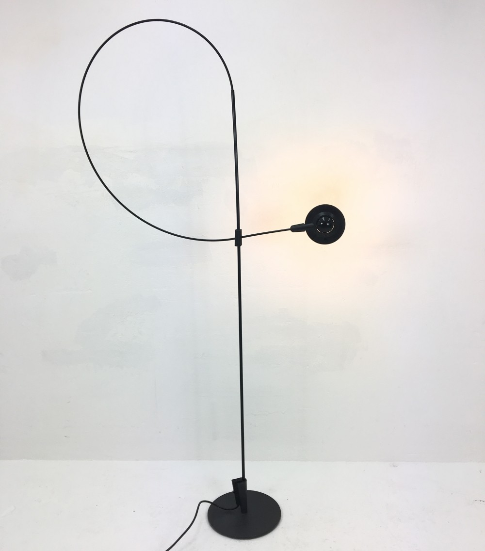 Sigla 2 Floor Lamp from the seventies by René Kemna for Sirrah