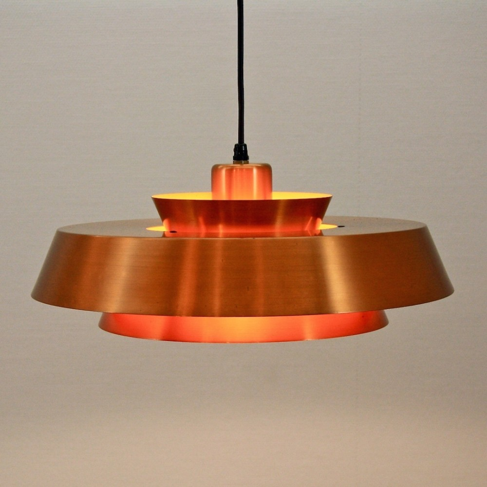 Hanging lamp by Jo Hammerborg for Fog & Mørup, 1960s