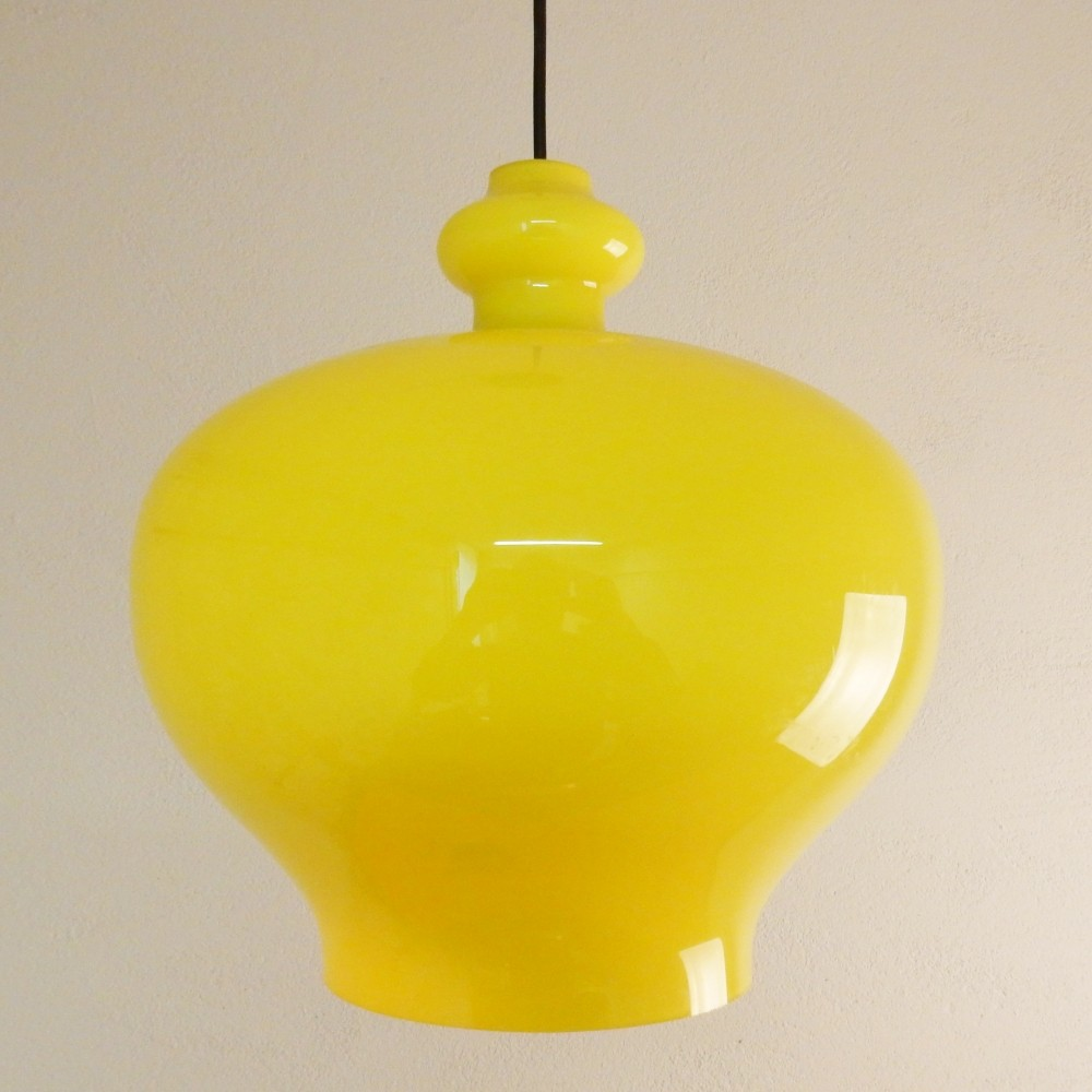 Hanging lamp by Hans Agne Jakobsson for Markaryd, 1960s