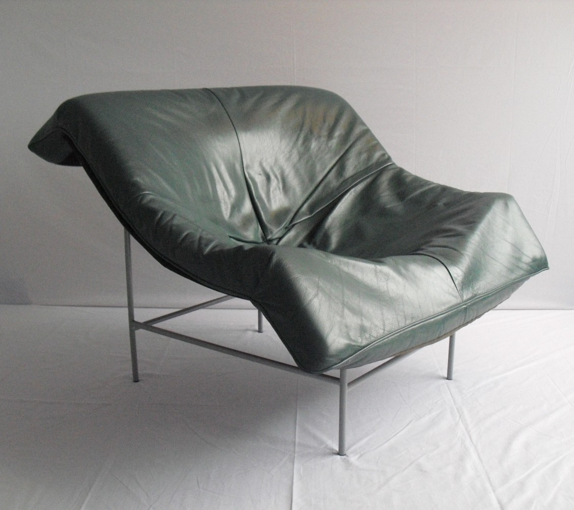 Butterfly Lounge Chair from the eighties by Gerard van den Berg for Montis