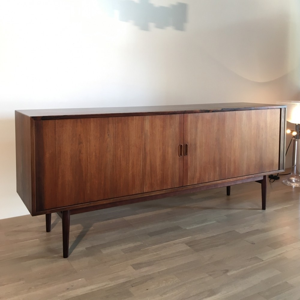 model 37 sideboard from the sixties by arne vodder for sibast 59369. Black Bedroom Furniture Sets. Home Design Ideas