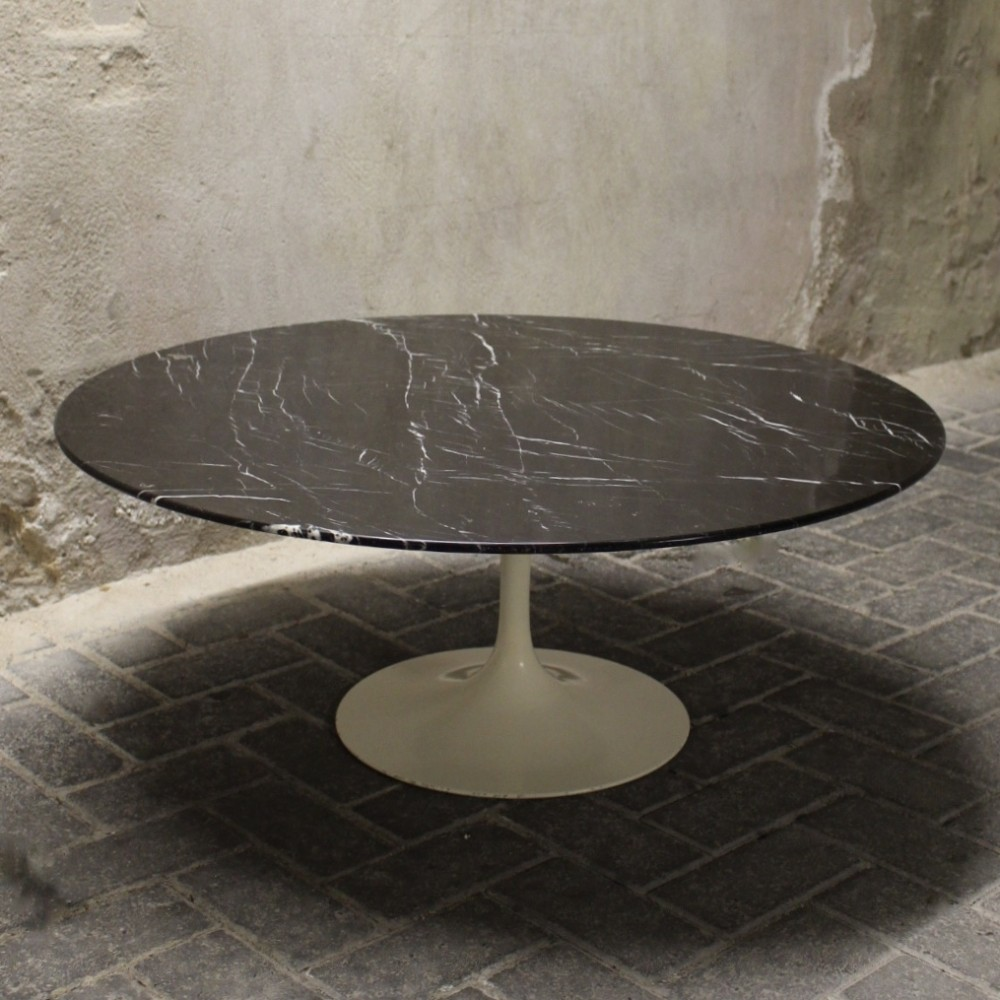 Coffee Table From The Fifties By Eero Saarinen For Knoll International 59595