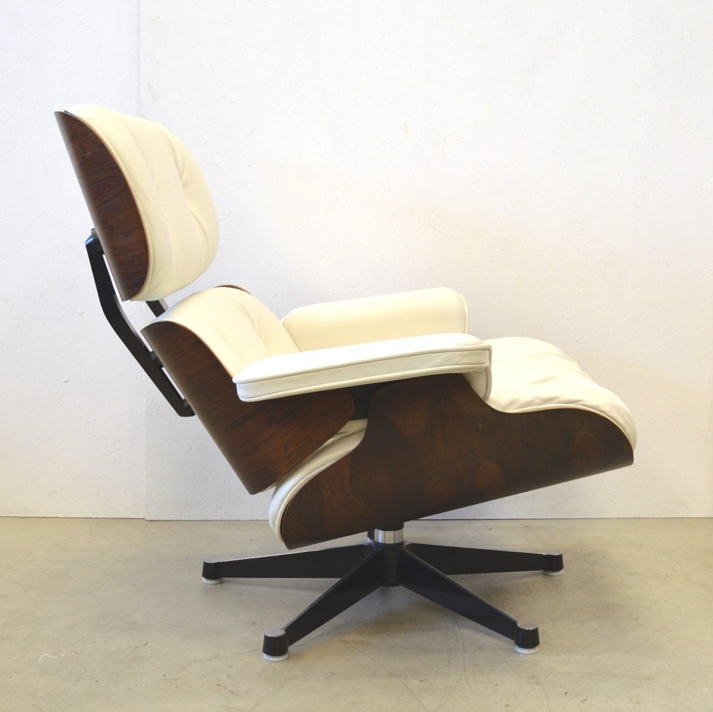 rosewood lounge chair from the sixties by charles ray. Black Bedroom Furniture Sets. Home Design Ideas