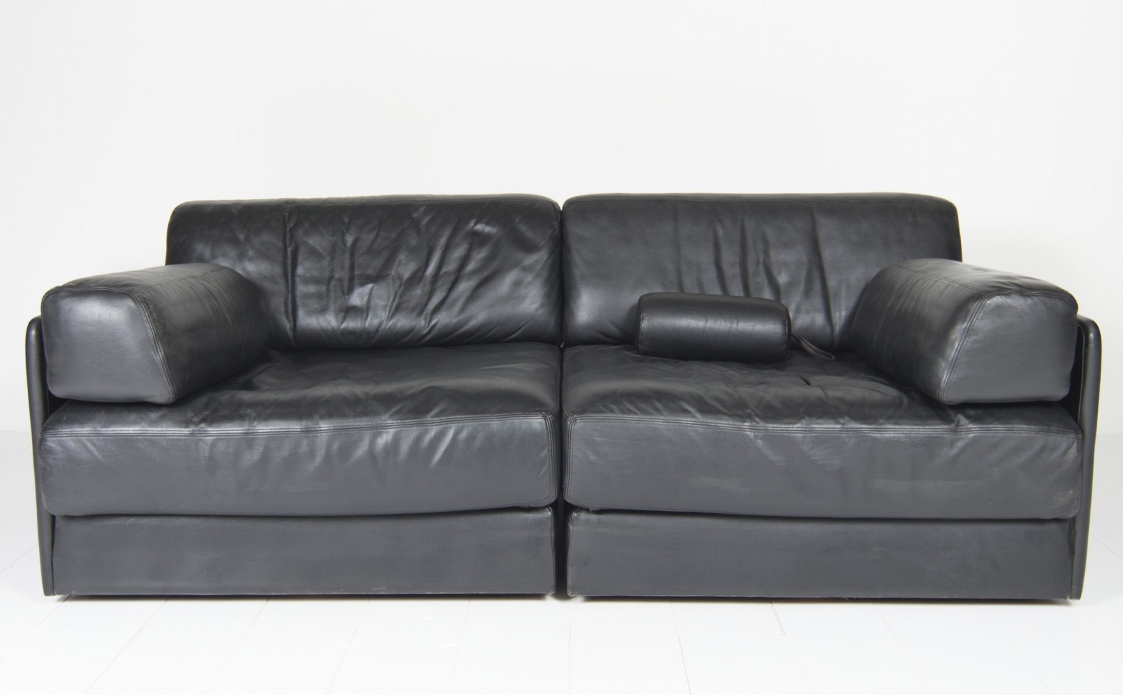 ds 76 sofa by de sede design team for de sede 1970s 59703. Black Bedroom Furniture Sets. Home Design Ideas