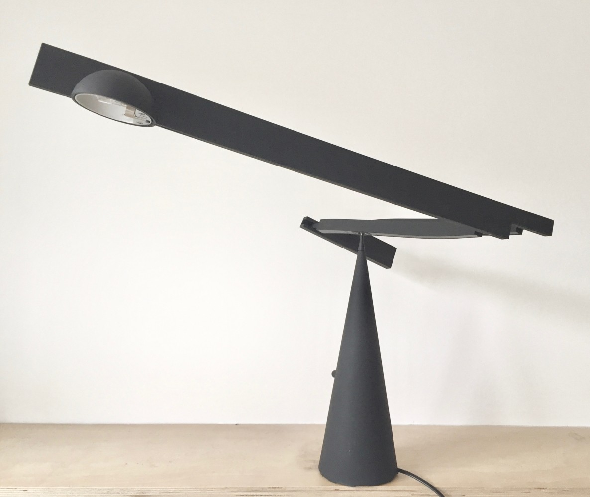 Tabla Desk Lamp By Mario Barbaglia Marco Colombo For