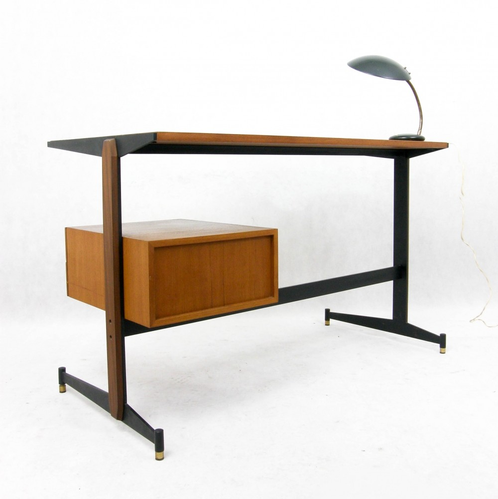 vintage writing desk 1960s
