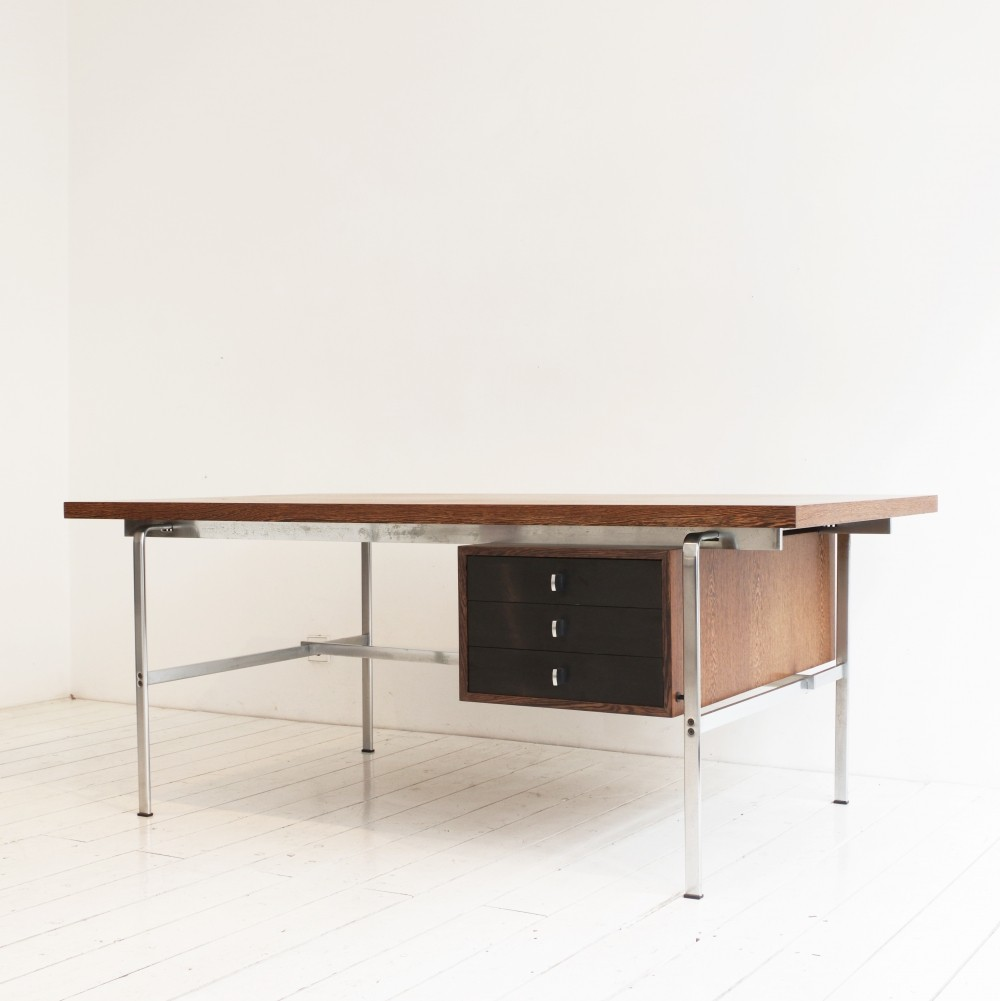 writing desk by jrgen kastholm u0026 preben fabricius for kill 1960s