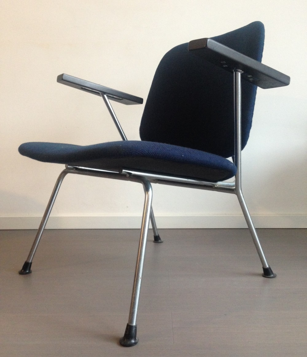 4 x lounge chair by W. Gispen for Kembo, 1950s