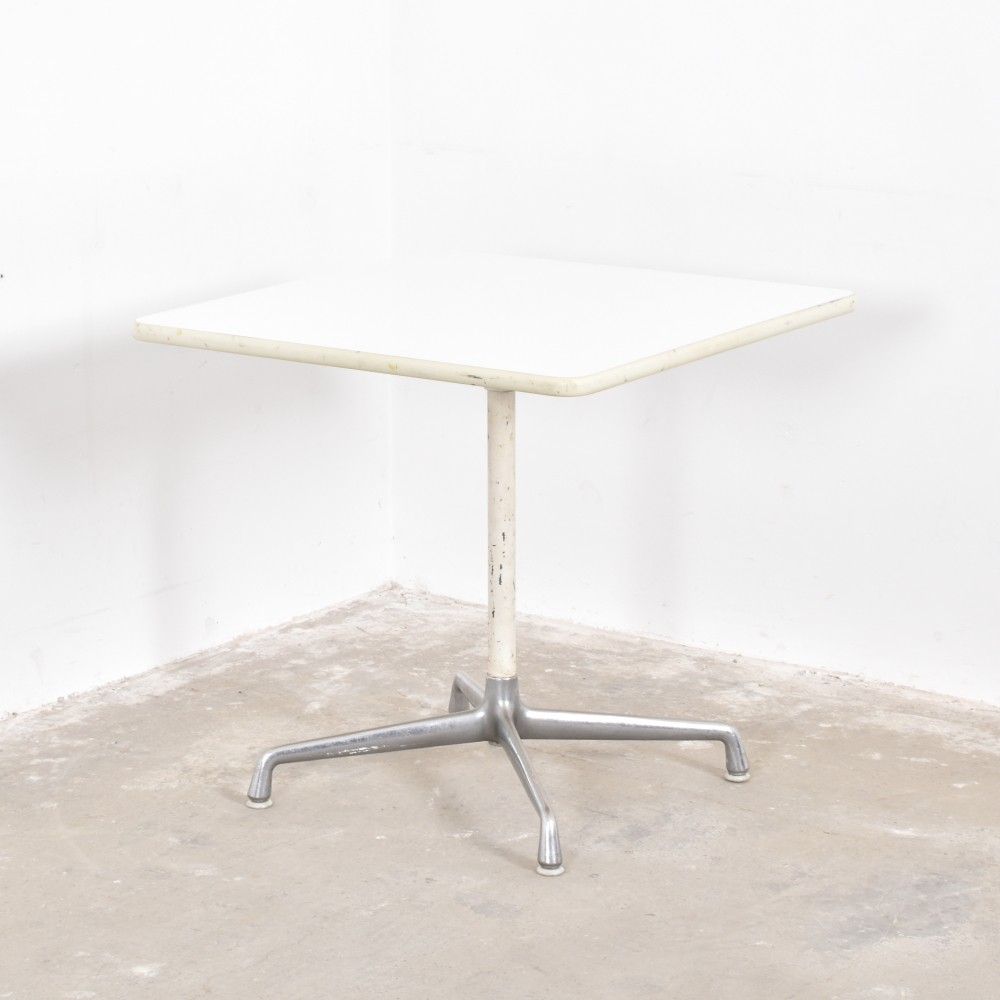 2 x dining table by Charles Ray Eames for Herman Miller 1950s