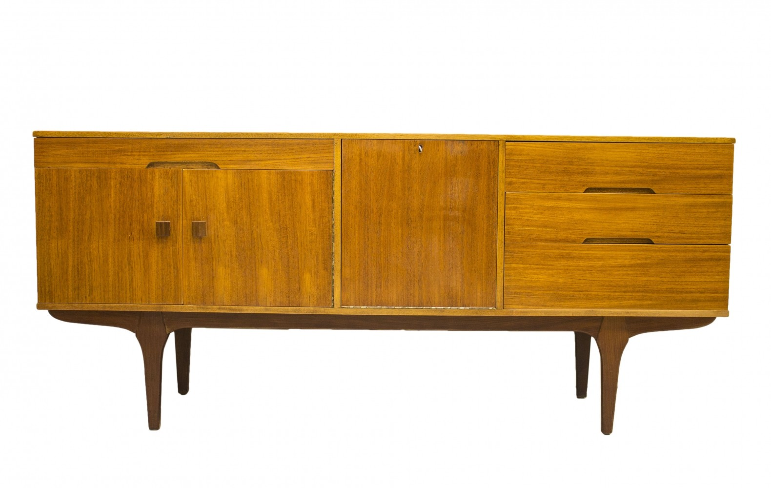Sideboard From The Fifties By Unknown Designer For Portwood Furniture