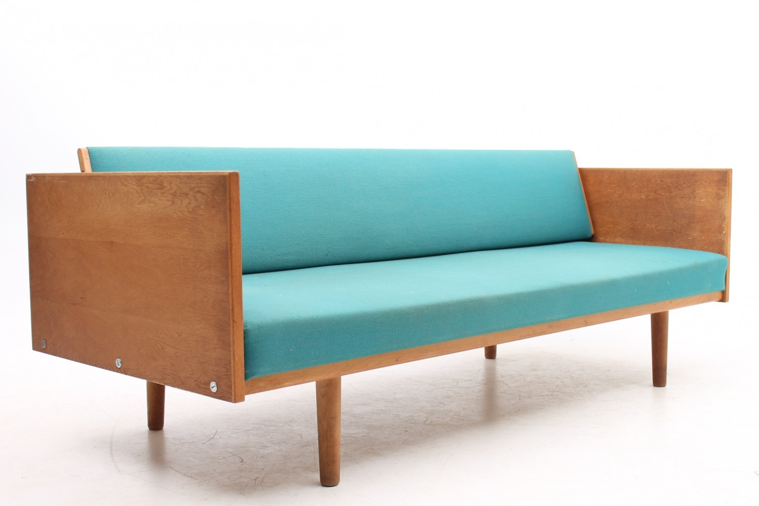 Daybed GE7 sofa by Hans Wegner for Getama, 1950s