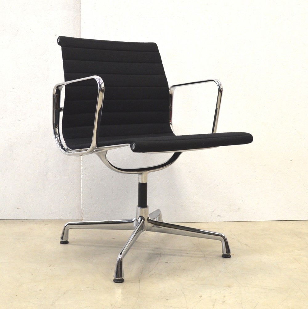 office chair eames. ea108 office chair by charles u0026 ray eames for vitra 1990s a