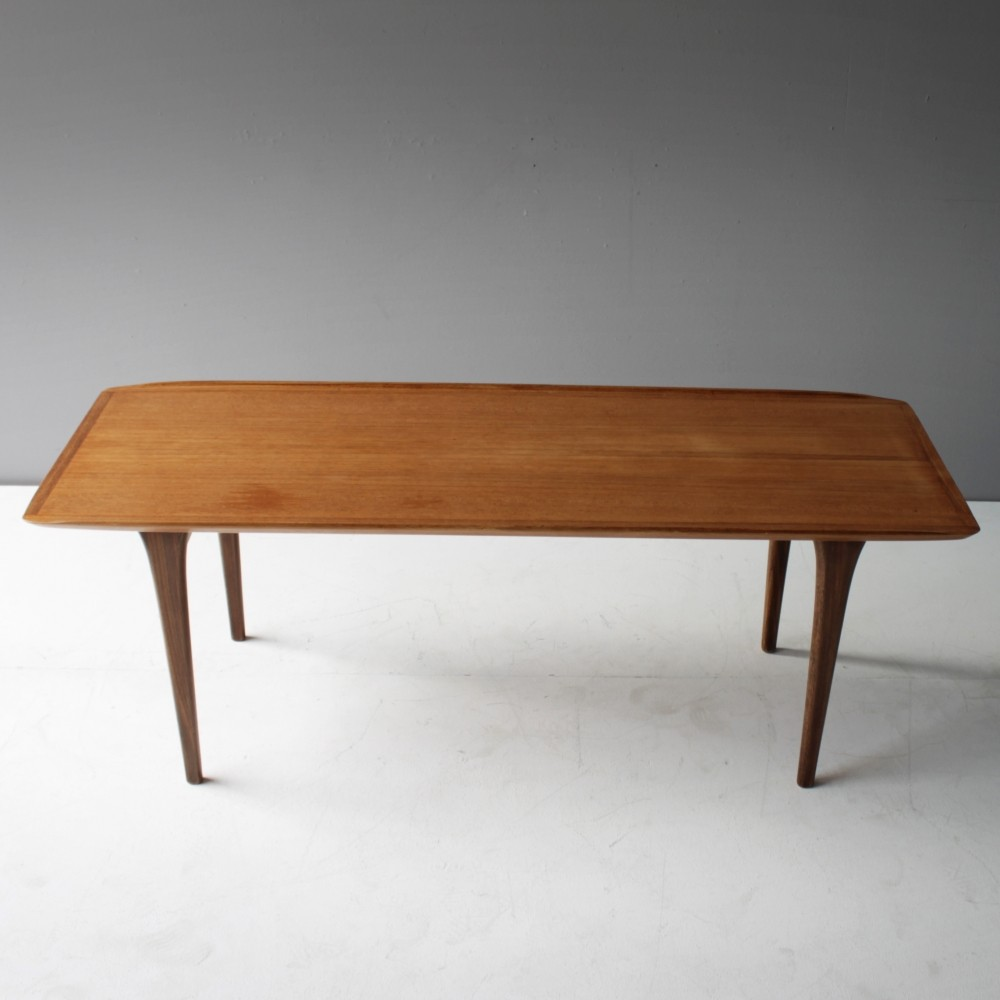 High Quality Danish Teak Coffee Table From The Sixties
