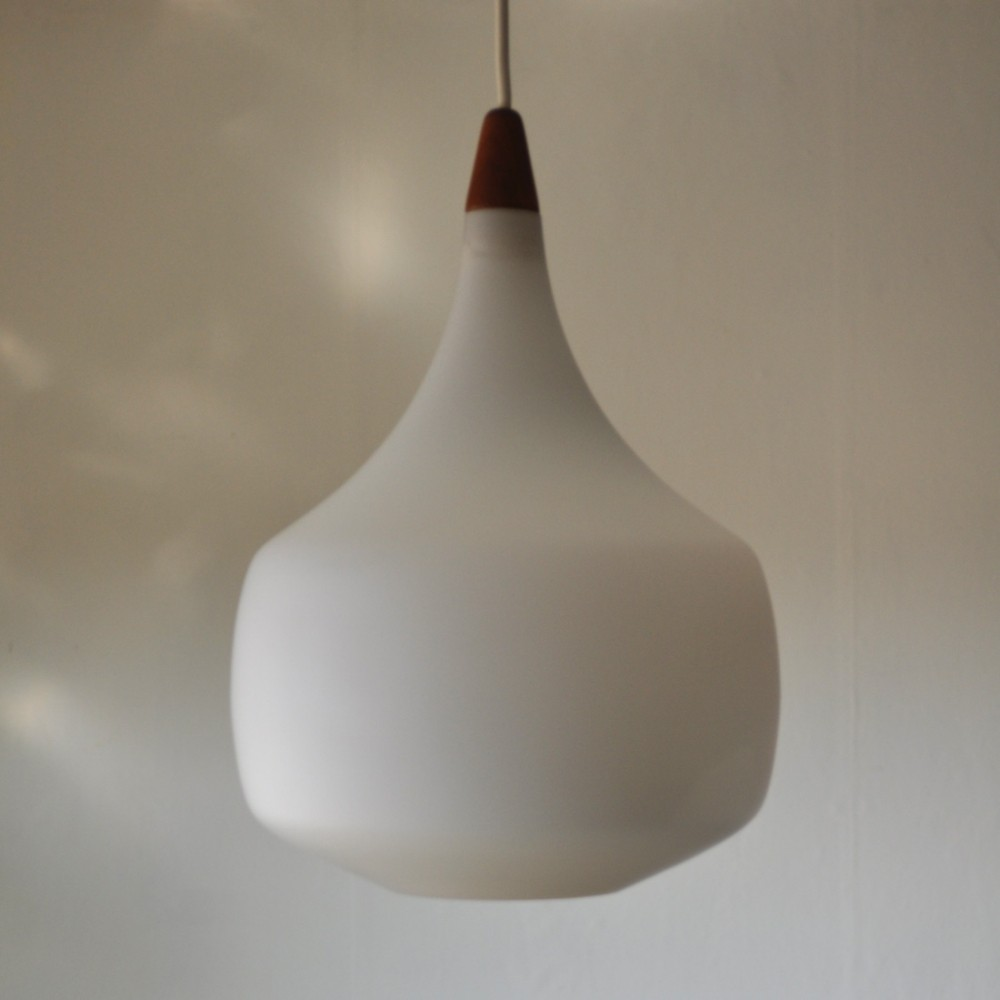 Swedish Midcentury Lamp From Sixties 62047