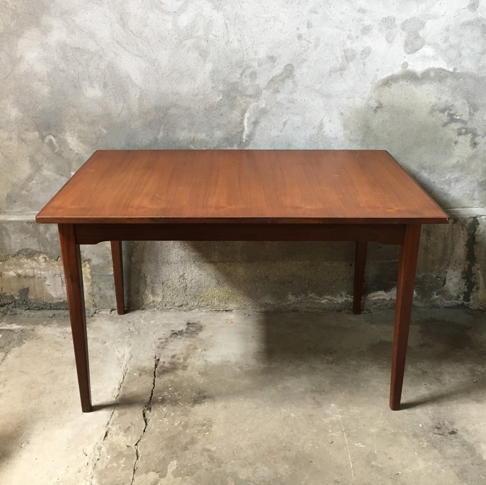 Topform dining table, 1960s
