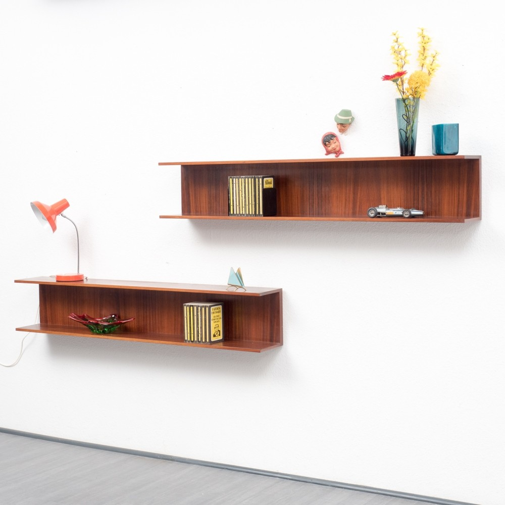 2 wall units from the sixties by Unknown Designer for Unknown Producer