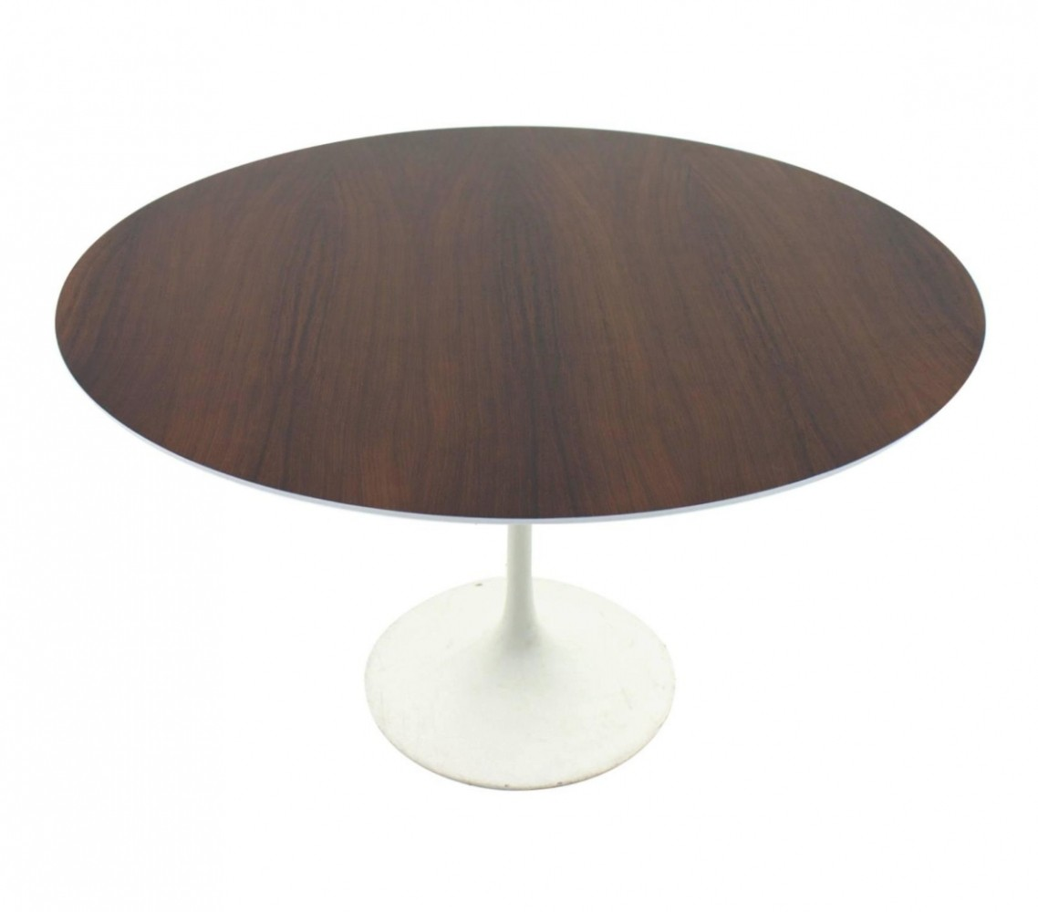 3 X Tulip Dining Table By Eero Saarinen For Knoll 1950s