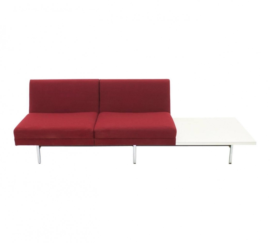 Modular sofa by George Nelson for Herman Miller, 1950s