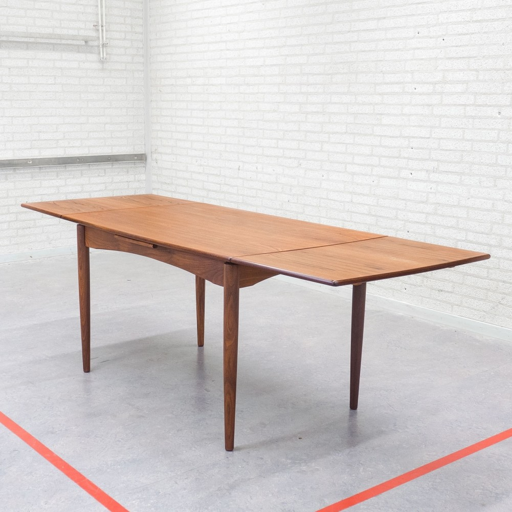 Extendable Dining Table From The Fifties By Unknown