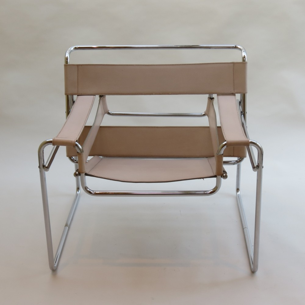 b3 arm chair by marcel breuer for gavina 1960s