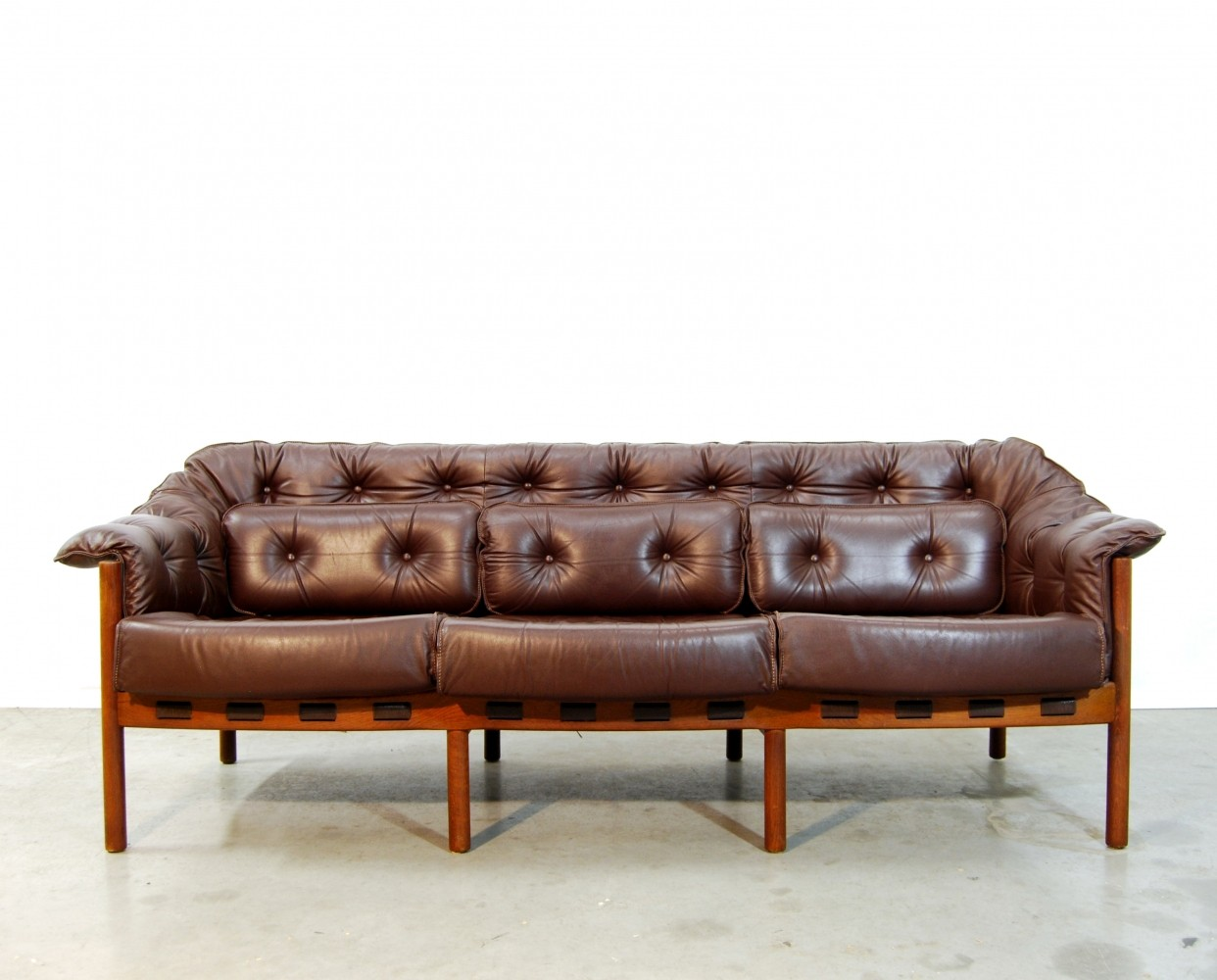 Model 925 Sofa By Arne Norell For Coja 1960s
