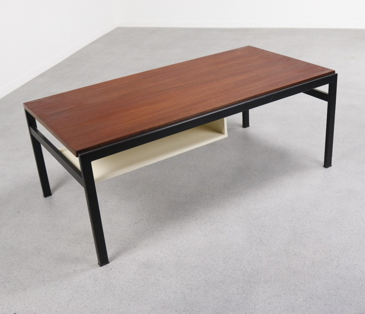 tu04 japanse serie coffee table from the sixties by cees braakman for pastoe 64235. Black Bedroom Furniture Sets. Home Design Ideas