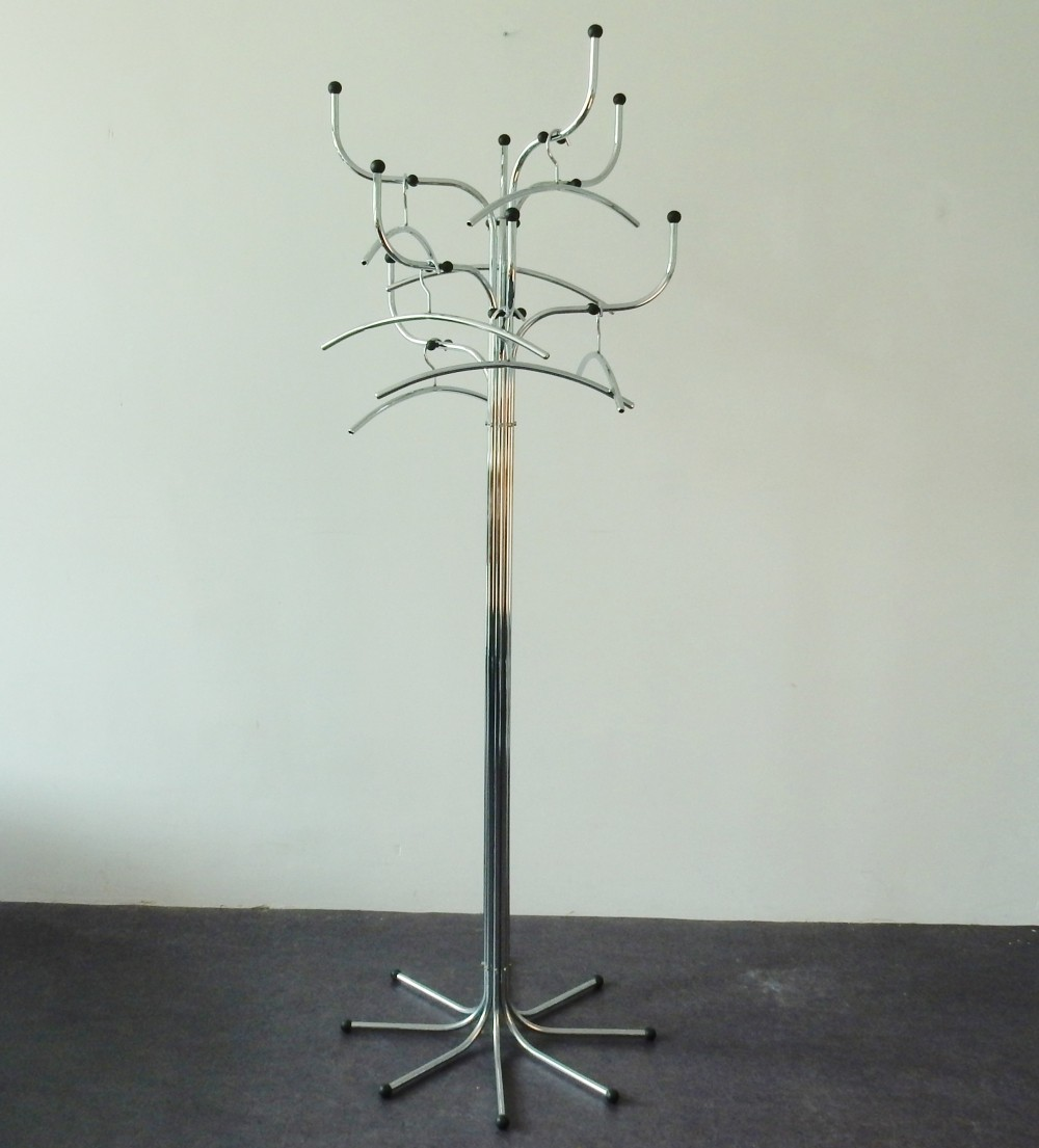 Model 9999 coat rack by Sidse Werner for Fritz Hansen, 1970s